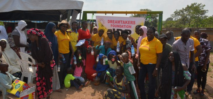 SKILL ACQUISITION AND EMPOWERMENT TRAINING PROGRAM FOR INTERNALLY DISPLACED PEOPLES